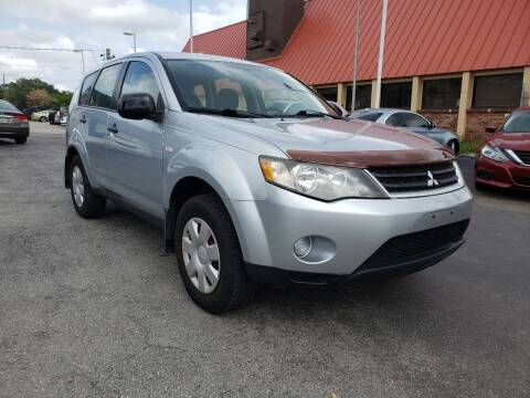 2007 Mitsubishi Outlander for sale at City Automotive Center in Orlando FL