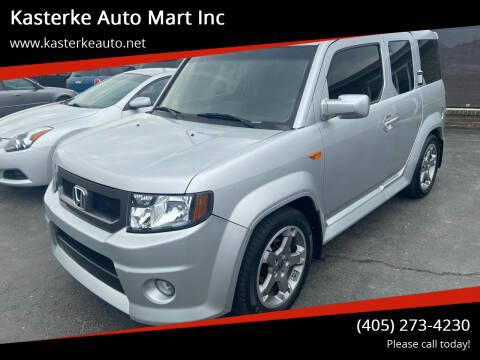 2009 Honda Element for sale at Kasterke Auto Mart Inc in Shawnee OK