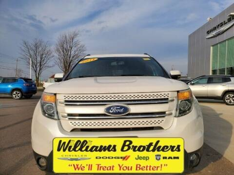 2011 Ford Explorer for sale at Williams Brothers - Pre-Owned Monroe in Monroe MI