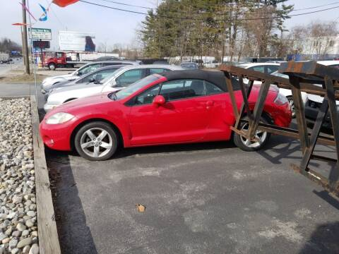 2007 Mitsubishi Eclipse Spyder for sale at Hometown Auto Repair and Sales in Finksburg MD