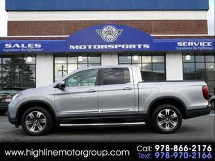 2019 Honda Ridgeline for sale at Highline Group Motorsports in Lowell MA