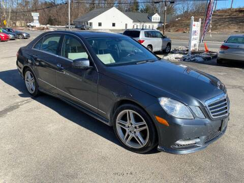 2013 Mercedes-Benz E-Class for sale at USA Auto Sales in Leominster MA