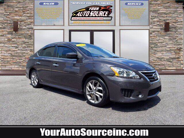 2013 Nissan Sentra for sale at Your Auto Source in York PA