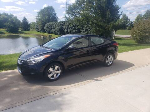 2011 Hyundai Elantra for sale at Exclusive Automotive in West Chester OH
