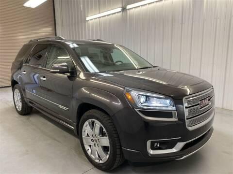 2015 GMC Acadia for sale at JOE BULLARD USED CARS in Mobile AL