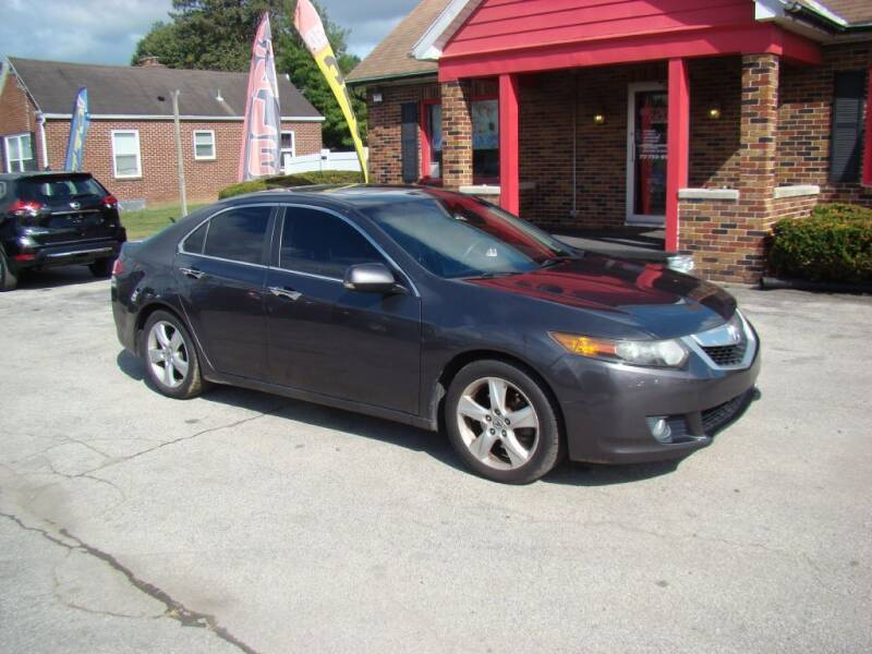 2009 Acura TSX for sale at Better Dealz Auto Sales & Finance in York PA