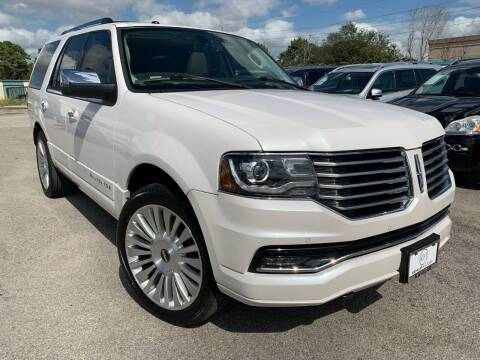 2015 Lincoln Navigator for sale at KAYALAR MOTORS in Houston TX