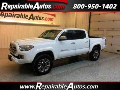 2018 Toyota Tacoma for sale at Ken's Auto in Strasburg ND