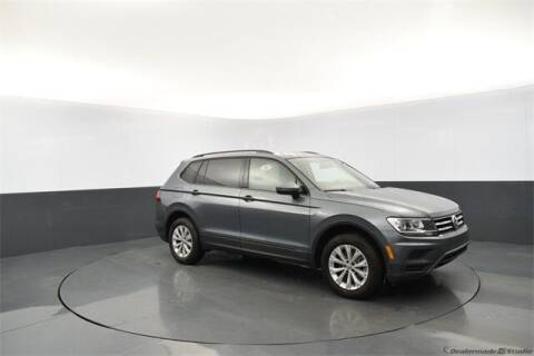 2019 Volkswagen Tiguan for sale at Tim Short Auto Mall in Corbin KY