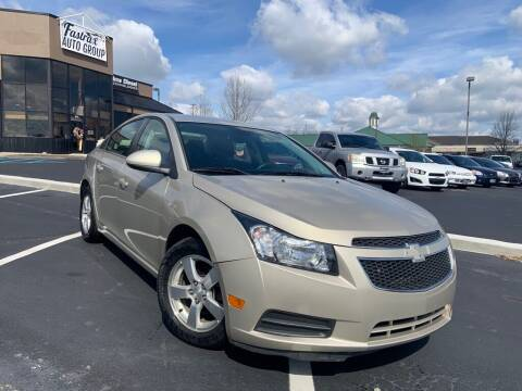 2013 Chevrolet Cruze for sale at FASTRAX AUTO GROUP in Lawrenceburg KY