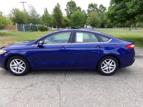 2013 Ford Fusion for sale at Signature Auto Sales in Bremerton WA