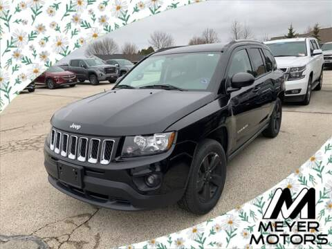 2016 Jeep Compass for sale at Meyer Motors in Plymouth WI