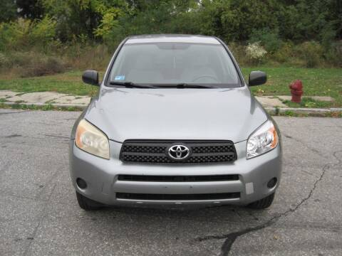2007 Toyota RAV4 for sale at EBN Auto Sales in Lowell MA