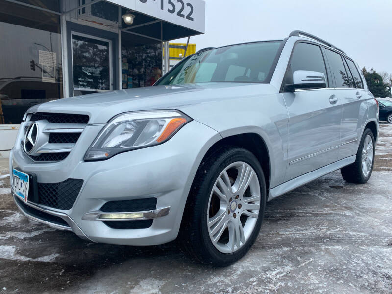 2013 Mercedes-Benz GLK for sale at Mainstreet Motor Company in Hopkins MN