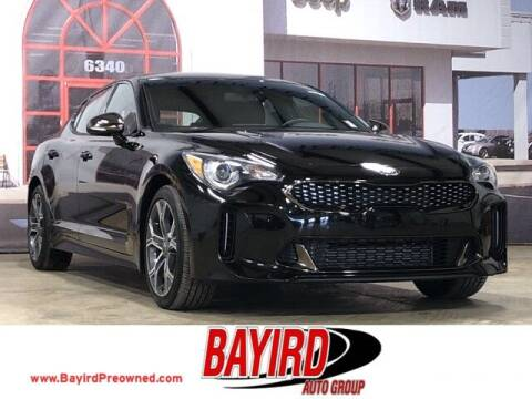 2021 Kia Stinger for sale at Bayird Truck Center in Paragould AR