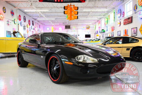 2001 Jaguar XK-Series for sale at Classics and Beyond Auto Gallery in Wayne MI