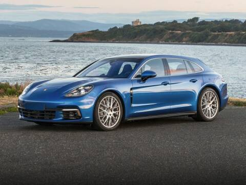 2018 Porsche Panamera for sale at Mercedes-Benz of North Olmsted in North Olmstead OH