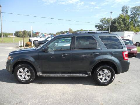 2009 Ford Escape for sale at All Cars and Trucks in Buena NJ