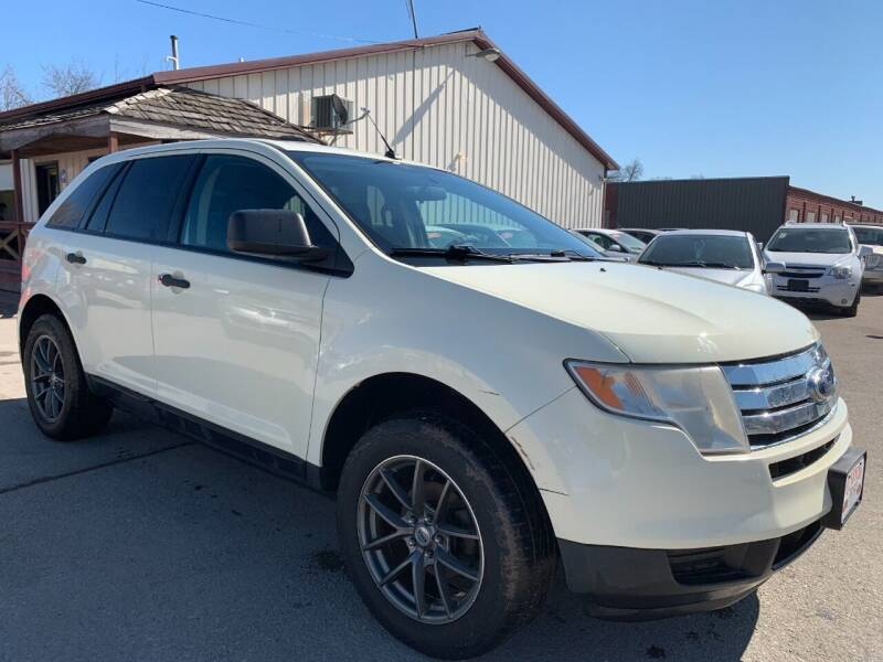 2008 Ford Edge for sale at El Rancho Auto Sales in Des Moines IA