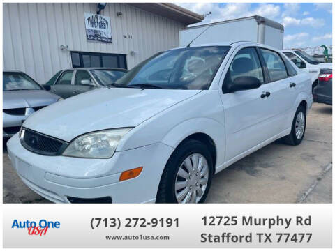 2007 Ford Focus for sale at Auto One USA in Stafford TX