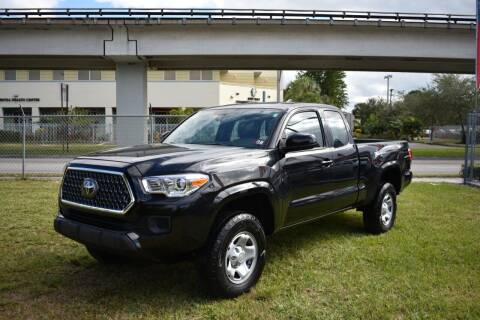 2018 Toyota Tacoma for sale at STS Automotive - Miami, FL in Miami FL