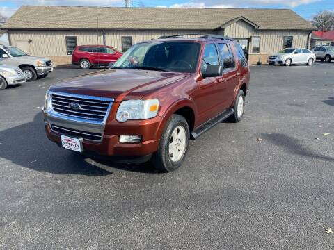 2009 Ford Explorer for sale at Approved Automotive Group in Terre Haute IN
