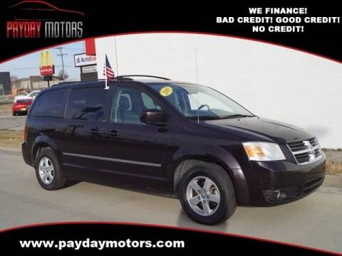 2010 Dodge Grand Caravan for sale at Payday Motors in Wichita And Topeka KS