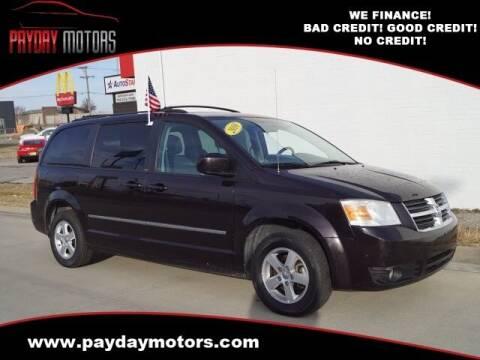 2010 Dodge Grand Caravan for sale at Payday Motors in Wichita And Topeka KS