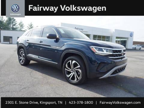 2021 Volkswagen Atlas Cross Sport for sale at Fairway Volkswagen in Kingsport TN