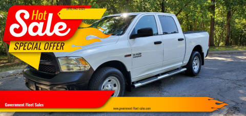 2015 RAM Ram Pickup 1500 for sale at Government Fleet Sales in Kansas City MO