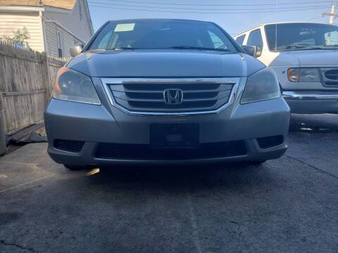 2009 Honda Odyssey for sale at RMB Auto Sales Corp in Copiague NY