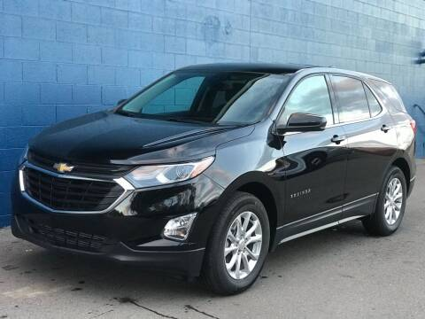 2020 Chevrolet Equinox for sale at Omega Motors in Waterford MI