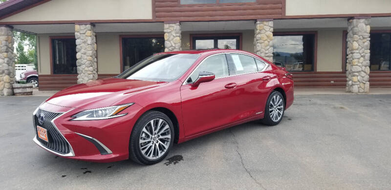 2019 Lexus ES 300h for sale at PRIME RATE MOTORS in Sheridan WY