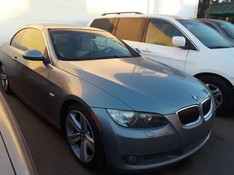 2008 BMW 3 Series for sale at Goleta Motors in Goleta CA