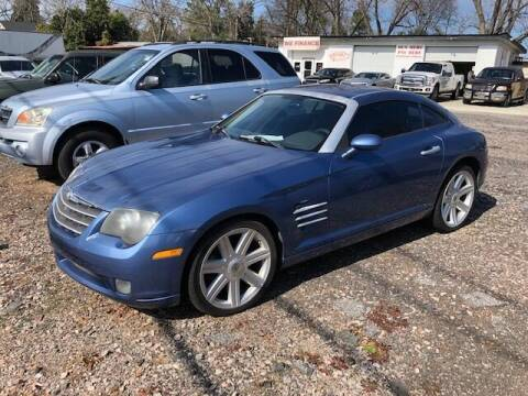 2005 Chrysler Crossfire for sale at Harley's Auto Sales in North Augusta SC