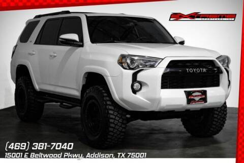 2020 Toyota 4Runner for sale at EXTREME SPORTCARS INC in Carrollton TX