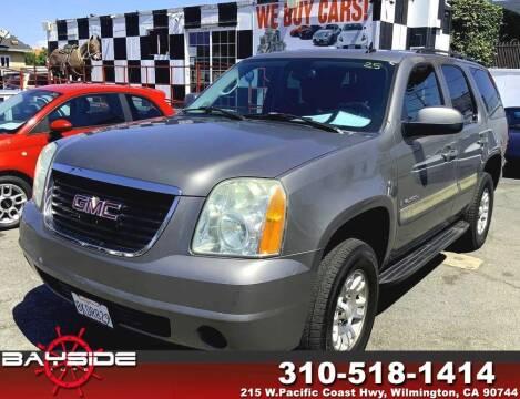 2007 GMC Yukon for sale at BaySide Auto in Wilmington CA