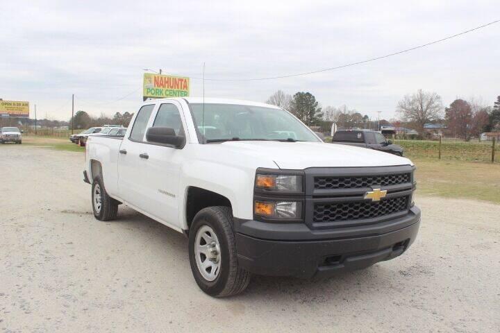 2014 Chevrolet Silverado 1500 for sale at Vehicle Network - LEE MOTORS in Princeton NC