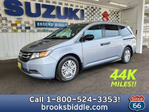 2016 Honda Odyssey for sale at BROOKS BIDDLE AUTOMOTIVE in Bothell WA