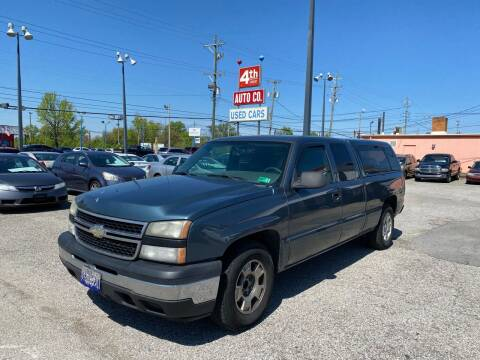 2006 Chevrolet Silverado 1500 for sale at 4th Street Auto in Louisville KY