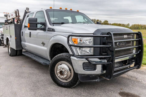 2015 Ford F-350 Super Duty for sale at Fruendly Auto Source in Moscow Mills MO