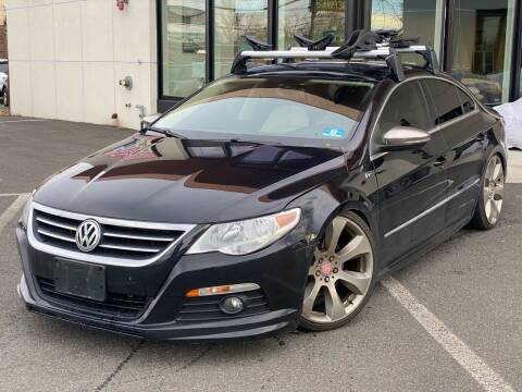 2011 Volkswagen CC for sale at MAGIC AUTO SALES in Little Ferry NJ