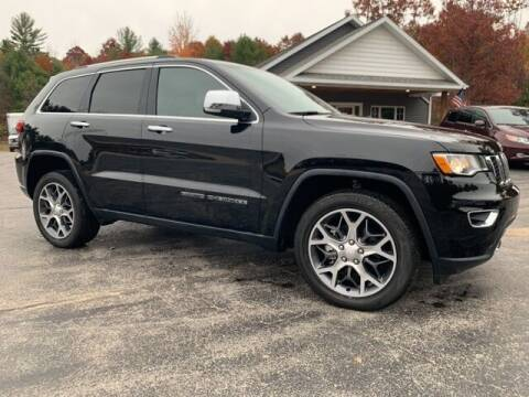 2019 Jeep Grand Cherokee for sale at Drivers Choice Auto & Truck in Fife Lake MI