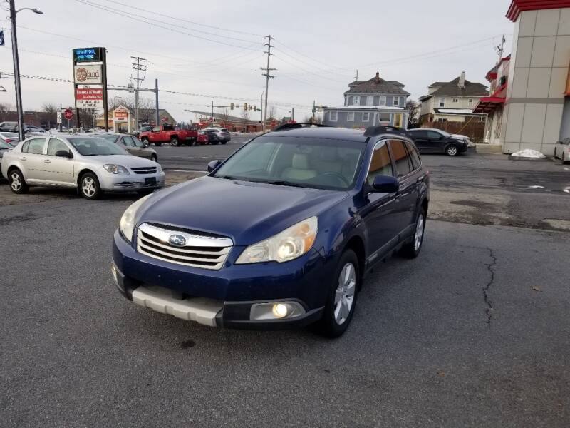 2011 Subaru Outback for sale at 25TH STREET AUTO SALES in Easton PA