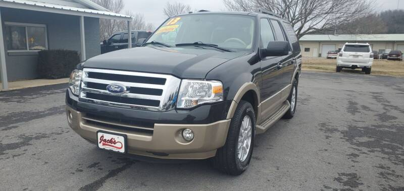 2013 Ford Expedition for sale at Jacks Auto Sales in Mountain Home AR