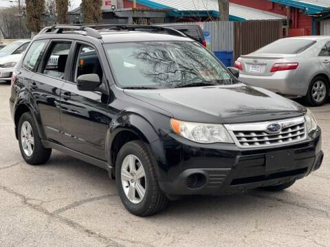 2012 Subaru Forester for sale at AWESOME CARS LLC in Austin TX