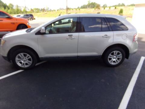 2007 Ford Edge for sale at West End Auto Sales LLC in Richmond VA