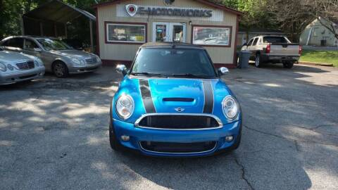2010 MINI Cooper for sale at E-Motorworks in Roswell GA