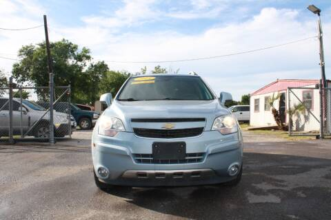 2014 Chevrolet Captiva Sport for sale at Fabela's Auto Sales Inc. in Dickinson TX