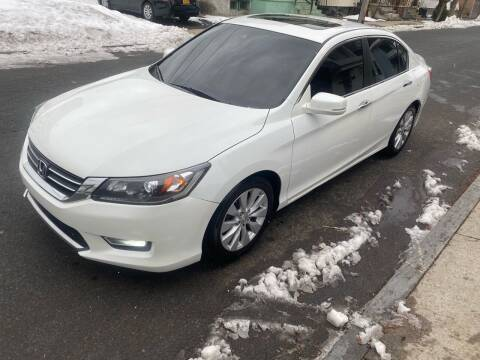 2013 Honda Accord for sale at DARS AUTO LLC in Schenectady NY